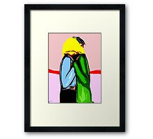SAVE THE LAST DANCE Framed Print