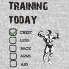 The only training schedule! by jack-bradley