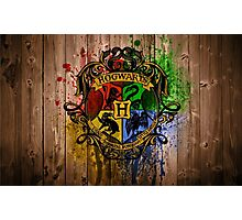 hogwarts university Photographic Print