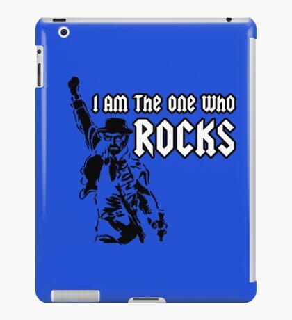 Breaking Bad 'I am the one who knocks' parody iPad Case/Skin
