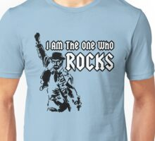 Breaking Bad 'I am the one who knocks' parody Unisex T-Shirt