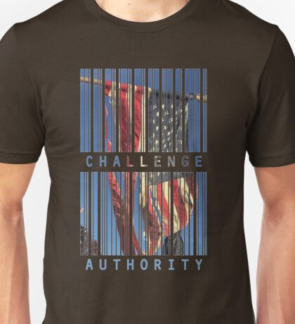 Challenge Authority Unisex T-Shirt