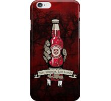Fight Stronger, Live Longer iPhone Case/Skin