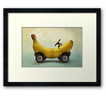 banana buggy Framed Print
