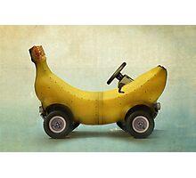 banana buggy Photographic Print