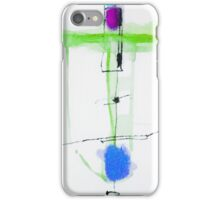 Giro Charger Blue iPhone Case/Skin