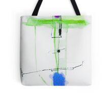 Giro Charger Blue Tote Bag
