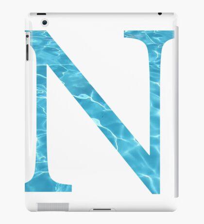 Nu-water iPad Case/Skin