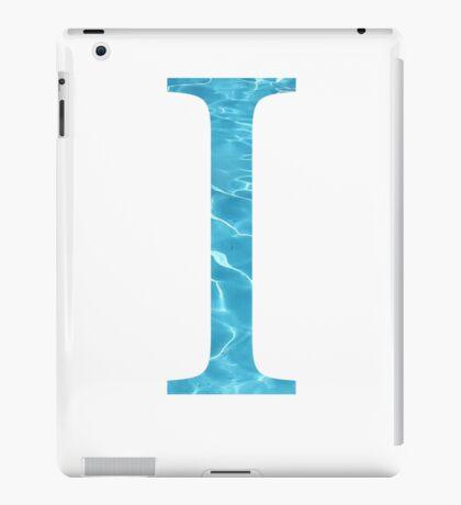 Iota-water iPad Case/Skin