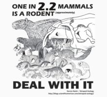 There are a lot of rodents T-Shirt
