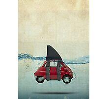 isetta shark Photographic Print
