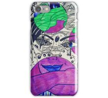 Hello goodbye iPhone Case/Skin