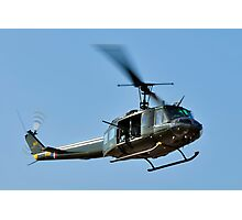 Bell UH-1 Iroquois Helicopter - (Huey) Photographic Print