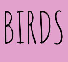 Bird Love Sticker