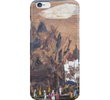 Ancient Palace  iPhone Case/Skin