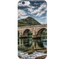 Bridge on Drina iPhone Case/Skin