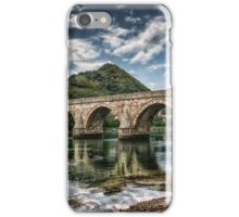 Bridge on Drina iPhone Case/Skin