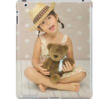country girl iPad Case/Skin