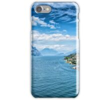 Lake Garda iPhone Case/Skin