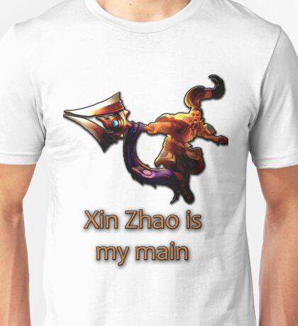 Xin Zhao - My main Unisex T-Shirt
