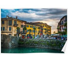 Sirmione Poster