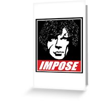 Impose Tyrion Greeting Card