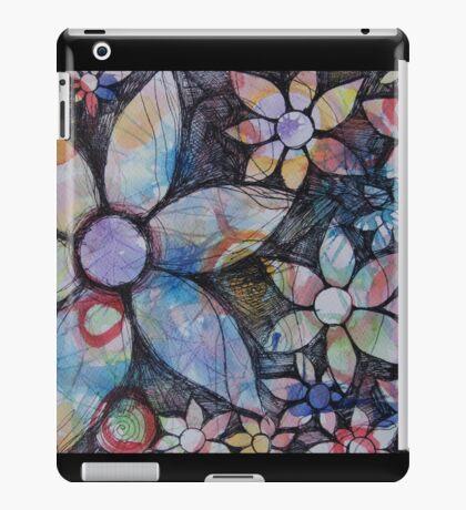 Energy Blossoms iPad Case/Skin