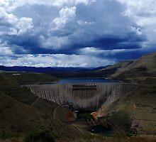 Katse Dam, Lesotho by heinrich