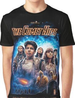 The Comet Kids - Official Movie Poster  Graphic T-Shirt