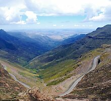 The long and winding road by heinrich