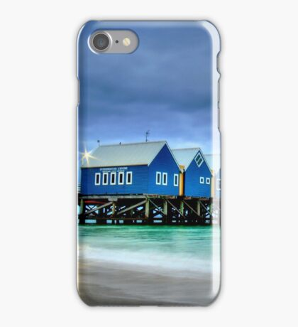 busselton jetty 2 iPhone Case/Skin
