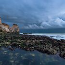 Freshwater Bay Storm by manateevoyager
