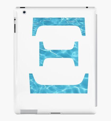 Xi-water iPad Case/Skin