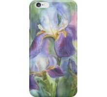 Irises iPhone Case/Skin