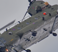 RAF Odiam Display Chinook - Dunsfold 2013 Sticker