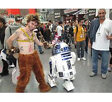 I love Comic Con! Photographic Print