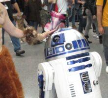 I love Comic Con! Sticker