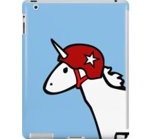 Roller Derby Unicorn iPad Case/Skin
