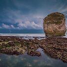 Storm At Freshwater Bay #2 by manateevoyager