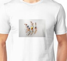 Cyclists 1 Unisex T-Shirt