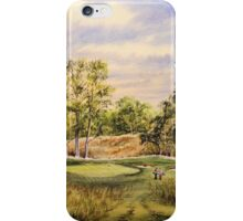 Merion Golf Course iPhone Case/Skin