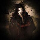 Black Feather Crow Clan by Shanina Conway