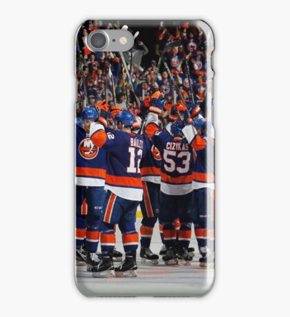 Islanders at the Barn iPhone Case/Skin