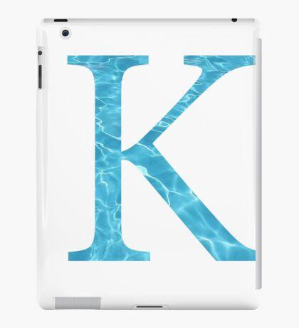 Kappa-water iPad Case/Skin