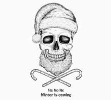 Christmas Skull Unisex T-Shirt