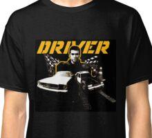 Driver - PSX Menu enhanced Classic T-Shirt