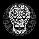diamo, sugar skull by peter barreda