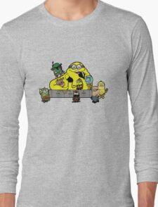 Banana The Hutt Long Sleeve T-Shirt