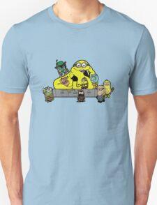 Banana The Hutt Unisex T-Shirt
