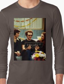 High Street Long Sleeve T-Shirt